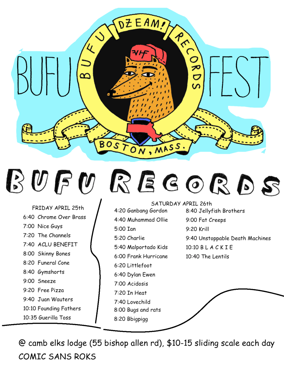 BUFUHASSLEFEST2
